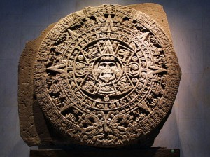 This is neither Mayan nor a calendar.  Discuss.